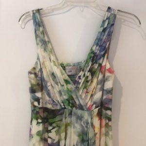 Silk Luxe Serephine maternity dress